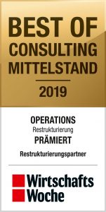 Best of Consulting Mittelstand 2019